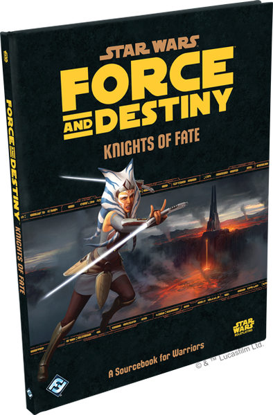 Star Wars - Force and Destiny - Knights of Fate (Pre-Order)
