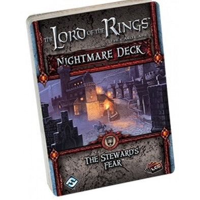 Lord of the Rings LCG - The Steward's Fear Nightmare Deck