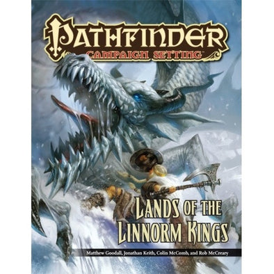 Pathfinder - Campaign Setting - Land of the Linnorm Kings - 401 Games