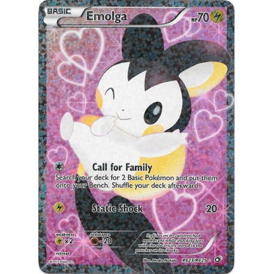 Buy Emolga - RC23/RC25 - Full Art and more Great Pokemon Products at 401 Games