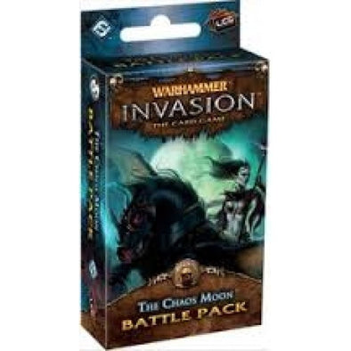 Warhammer Invasion - Chaos Moon (No Restock) - 401 Games