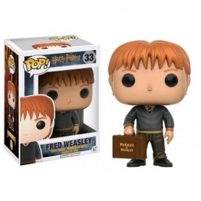 Pop! Harry Potter - Fred Weasley - 401 Games