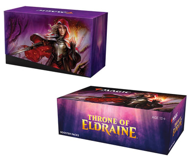 MTG - Throne of Eldraine - Combo #1 - Booster Box & Bundle (Pre-Order Oct. 4th, 2019)