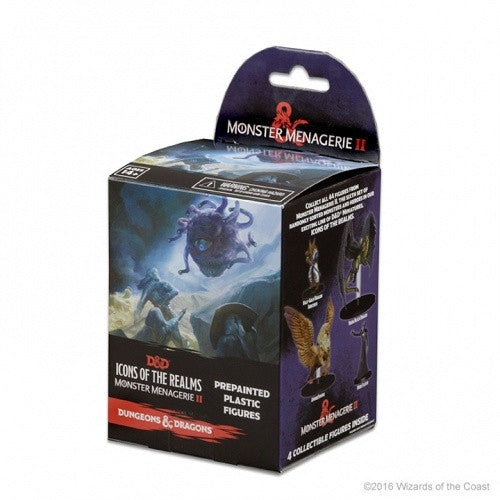 Dungeons and Dragons Minis - Icons of the Realms: Monster Menagerie 2- Booster Pack - 401 Games
