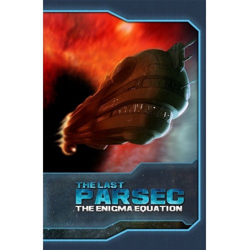 Buy Savage Worlds - The Last Parsec - The Enigma Equation and more Great RPG Products at 401 Games