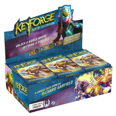 Keyforge: Age of Ascension - Archon Deck (Display of 12)