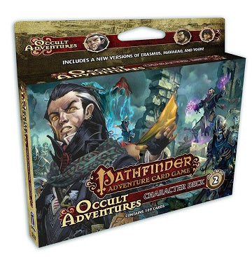 Buy Pathfinder Adventure Card Game - Occult Adventures Character Deck 2 and more Great Board Games Products at 401 Games