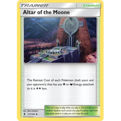 Altar of the Moone - 117/145 - 401 Games