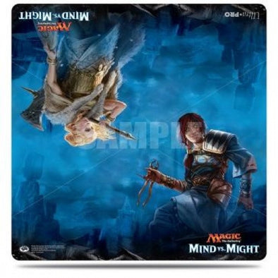 Buy Ultra Pro - Play Mat - MTG Mind vs. Might 24 x 24 and more Great Sleeves & Supplies Products at 401 Games