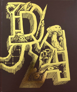 Dungeon Alphabet - A to Z Expanded Foil Edition