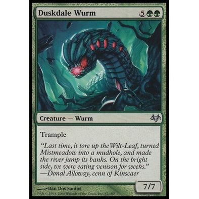 Duskdale Wurm (EVE) available at 401 Games Canada