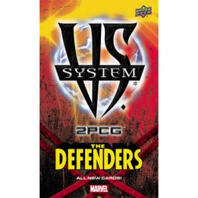 Marvel VS System 2-Player Card Game - The Defenders