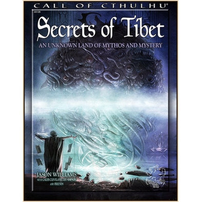 Buy Call of Cthulhu - Secrets of Tibet and more Great RPG Products at 401 Games