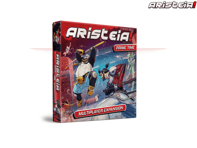 Aristeia! - Prime Time - Multiplayer Expansion available at 401 Games Canada