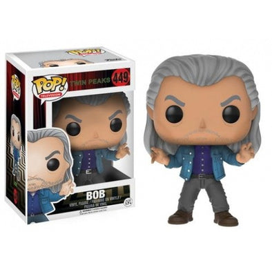 Buy Pop! Twin Peaks - Bob and more Great Funko & POP! Products at 401 Games