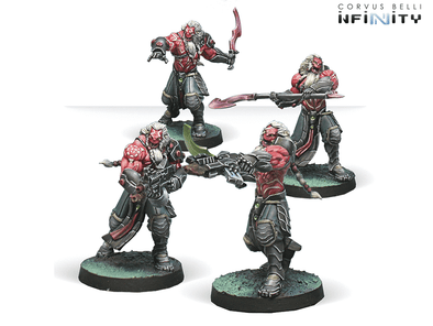 Infinity - Combined Army - Daturazi Witch-Soldiers - 401 Games