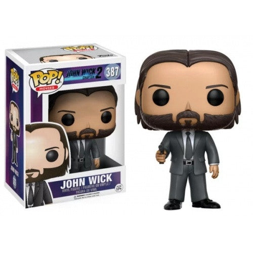 Buy Pop! John Wick Chapter 2 - John Wick and more Great Funko & POP! Products at 401 Games