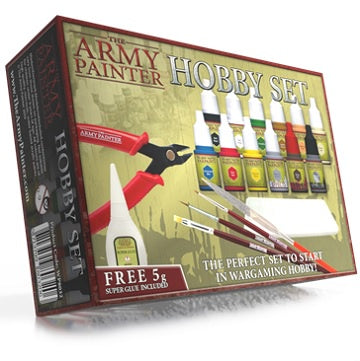 The Army Painter - Hobby Set - 401 Games