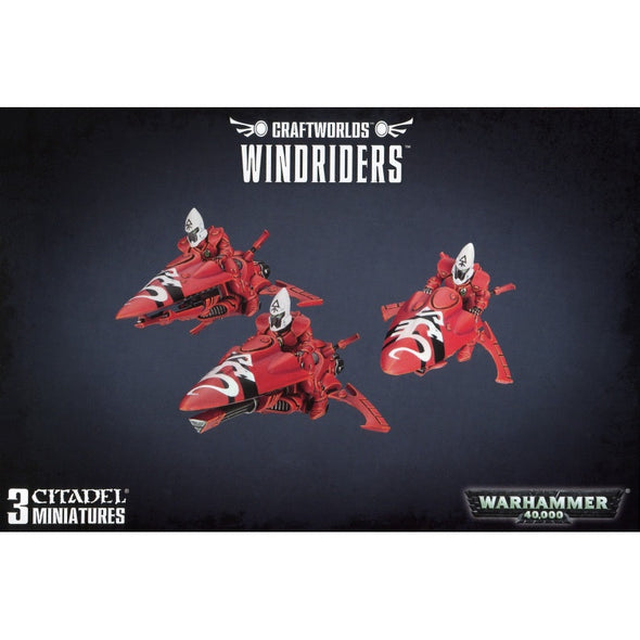 Buy Warhammer 40,000 - Craftworlds - Windriders and more Great Games Workshop Products at 401 Games