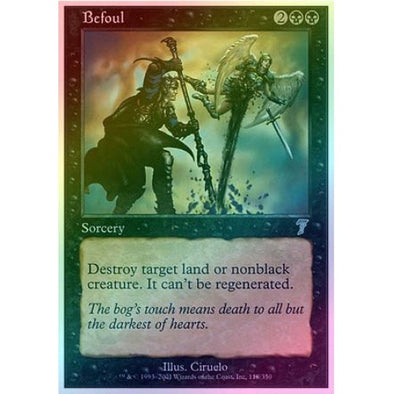 Befoul (Foil) available at 401 Games Canada