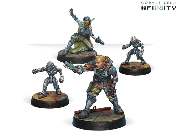 Infinity - PanOceania - PanOceania Support Pack available at 401 Games Canada