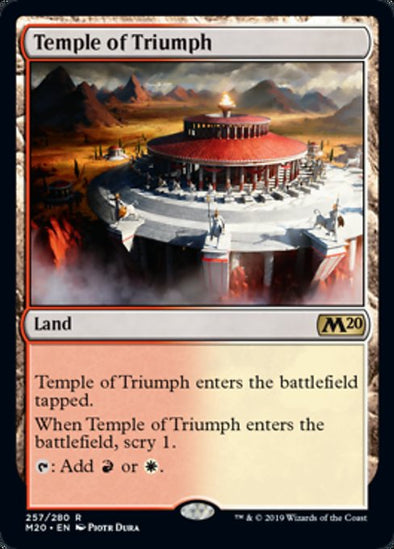 Temple of Triumph (M20)