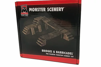 Monster Scenery - Bridges & Barricades available at 401 Games Canada
