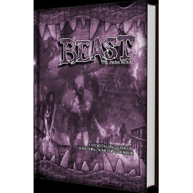 Beast: The Primordial - Core Rulebook (Prestige Edition) - 401 Games