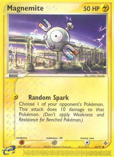 Magnemite - 62/97 (DRG062) available at 401 Games Canada