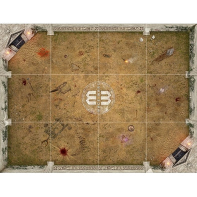 Mage Wars - Arena - Playmat - Salenia - 401 Games
