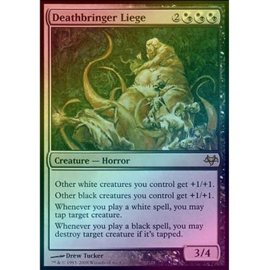 Deathbringer Liege (Foil) (EVE) available at 401 Games Canada