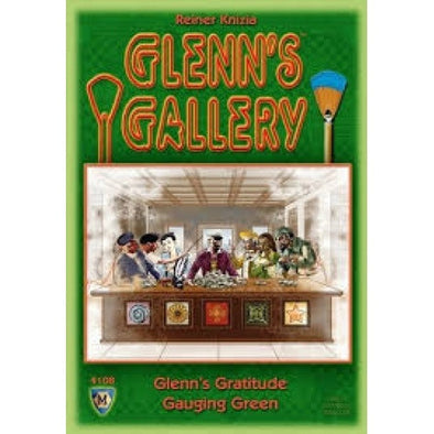Buy Glenns Gallery and more Great Board Games Products at 401 Games