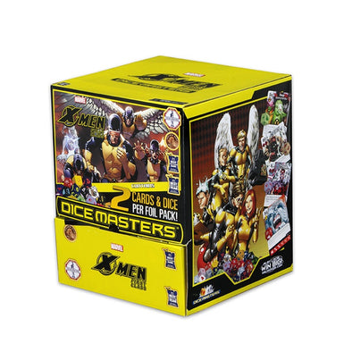 Dice Masters - Marvel X-Men First Class - Gravity Feed Booster Pack - 401 Games