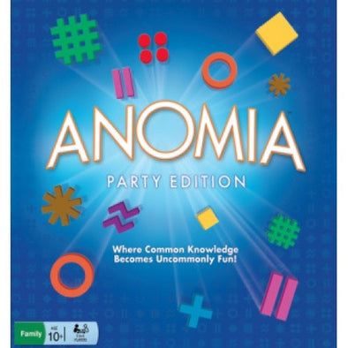 Buy Anomia - Party Edition and more Great Board Games Products at 401 Games