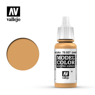 Vallejo - Model Color - Dark Flesh - 401 Games