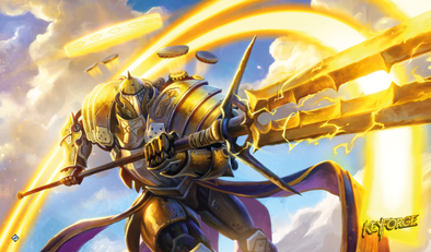 Buy Keyforge - Raiding Knight Playmat and more Great Board Games Products at 401 Games