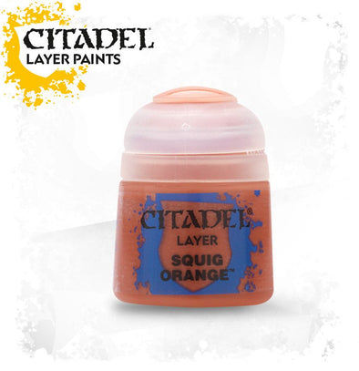 Buy Citadel Layer - Squig Orange and more Great Games Workshop Products at 401 Games