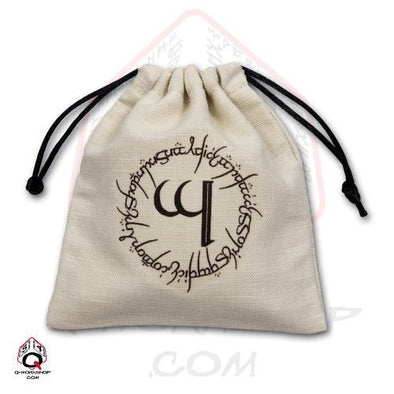 Buy Q-Workshop - Dice Bag - Elven and more Great Dice Products at 401 Games