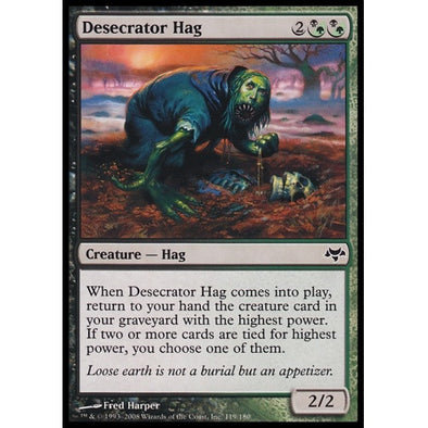 Desecrator Hag (EVE) available at 401 Games Canada