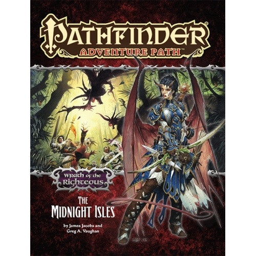 Pathfinder - Adventure Path - #76: The Midnight Isles (Wrath of the Righteous 4 of 6) - 401 Games
