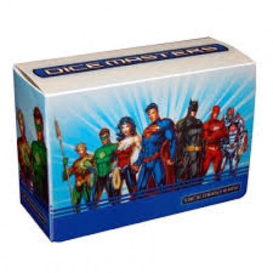 Dice Masters - DC Justice League - Team Box - 401 Games