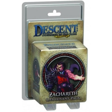 Descent - 2nd Edition - Zachareth Lieutenant Pack - 401 Games