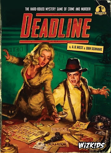 Buy Deadline and more Great Board Games Products at 401 Games