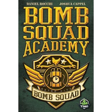 Bomb Squad Academy - 401 Games