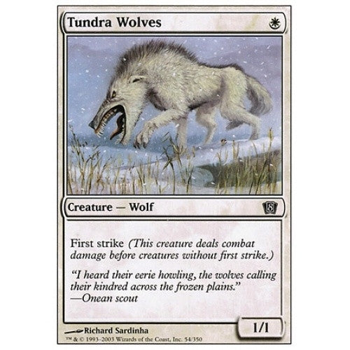 Tundra Wolves available at 401 Games Canada