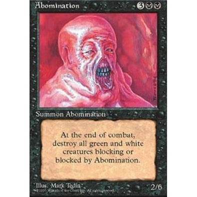 Abomination - 401 Games