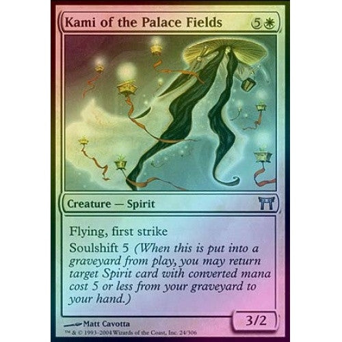 Kami of the Palace Fields (Foil) (CHK) - 401 Games