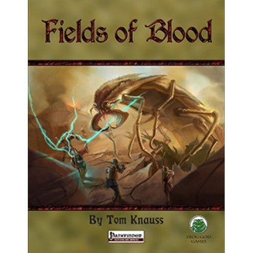 Pathfinder - Book - Fields of Blood - 401 Games