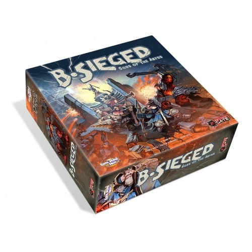 B-Sieged - Sons of the Abyss - Core Box available at 401 Games Canada