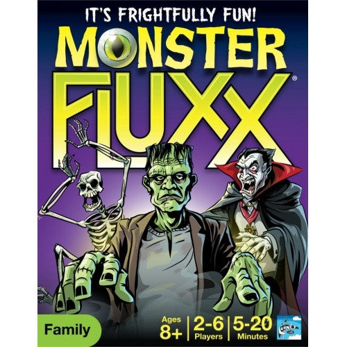 Fluxx - Monster Fluxx available at 401 Games Canada